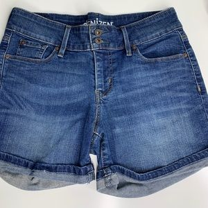 - denizen from Levi's Jean shorts size 2